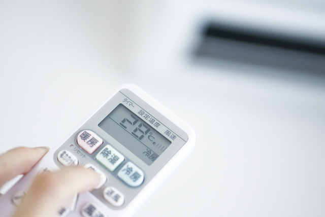節電に最適なエアコンの温度について書かれた記事のイメージ画像です。
