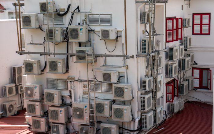 エアコンの節約方法について書いた記事中のイメージ画像です。